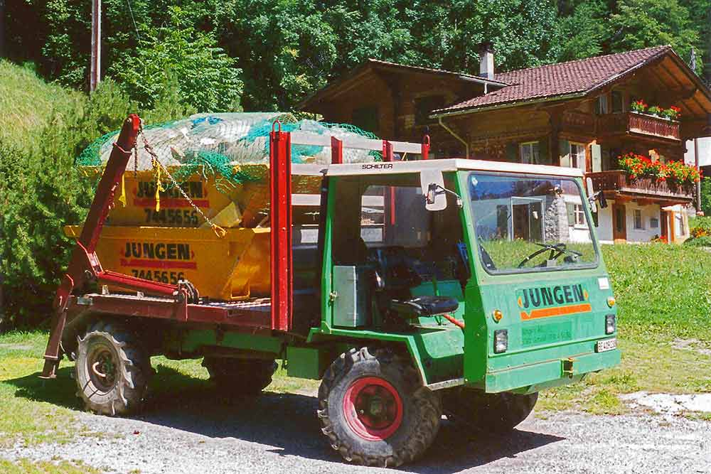 1997 Mini-Mulden-Service